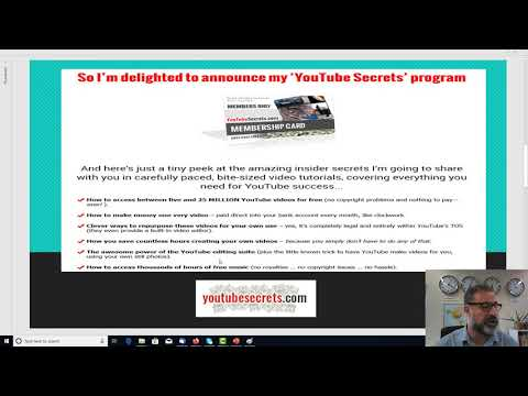 Make Money from YouTube with No Website – Review 1